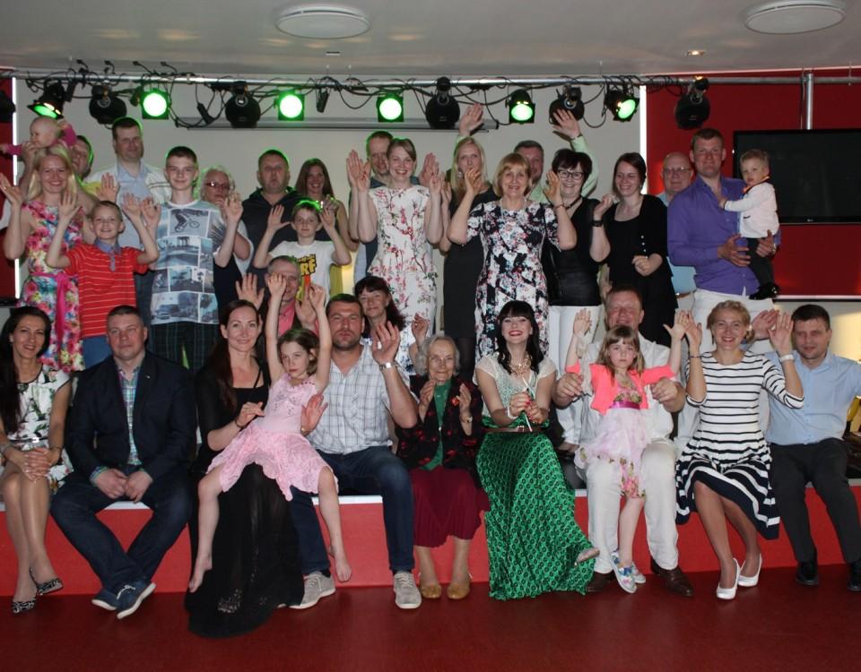 Sünnipäevaprogramm Hotell Strandis koos diskoga