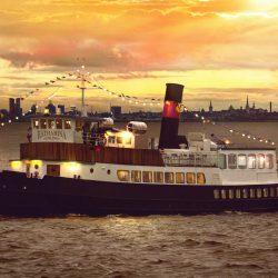 Õhtujuht laeval