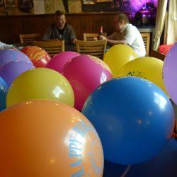 Õhupallid peol