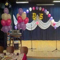 Õhupallid sünnipäeval