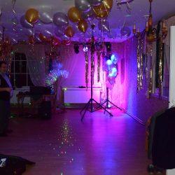 Õhupallid koos diskoga